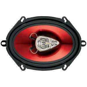 "BOSS AUDIO CH5730 CHAOS SERIES SPEAKERS (5"" X 7""; 3-WAY SPEAKER)"