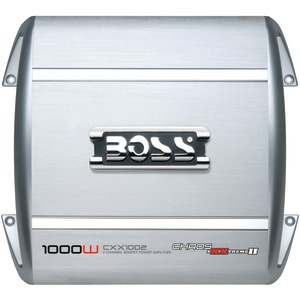BOSS AUDIO CXX1002 1,000-WATT CHAOS EXXTREME 2-CHANNEL AMP