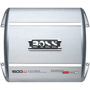 BOSS AUDIO CXX1602 1,600-WATT CHAOS EXXTREME 2-CHANNEL AMP