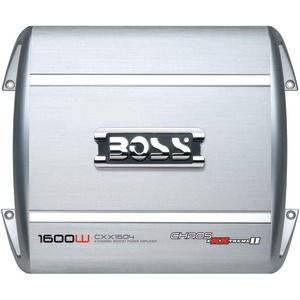 BOSS AUDIO CXX1604 1,600-WATT CHAOS EXXTREME 4-CHANNEL AMP