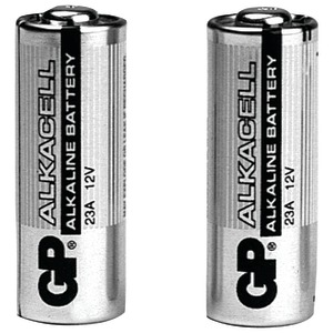 DIRECTED ELECTRONICS 601T/23A 12V ALKALINE BATTERY, 20 PK