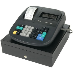 ROYAL 29405B 500DX CASH REGISTER