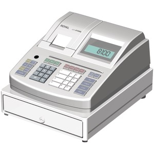 ROYAL 29461L ALPHA 8100 ML CASH REGISTER