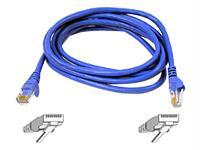 PATCH CABLE - RJ-45 (M) - RJ-45 (M) - 35 FT - UTP - ( CAT 6 ) - BLUE