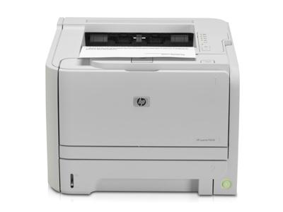 HP LASERJET P2035, UP TO 30 PPM (LETTER/A4), 266 MHZ PROCESSING SPEED AND 16MB M
