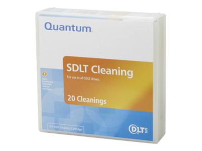 QUANTUM CLEANING CARTRIDGE, SDLT/DLT-S4 CLEANINGTAPE.