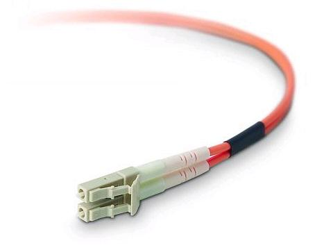 NETWORK CABLE - LC - MALE - LC - MALE - FIBER OPTIC - 3 M