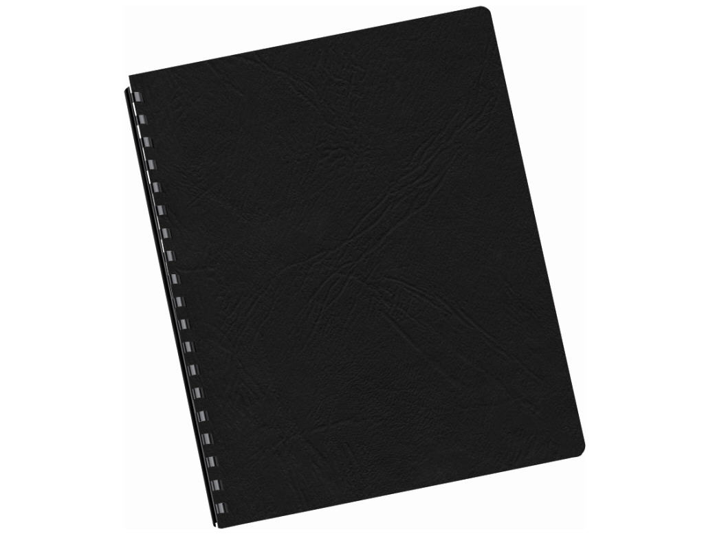 BINDING COVERS EXPRESSIONS GRAIN BLACK O