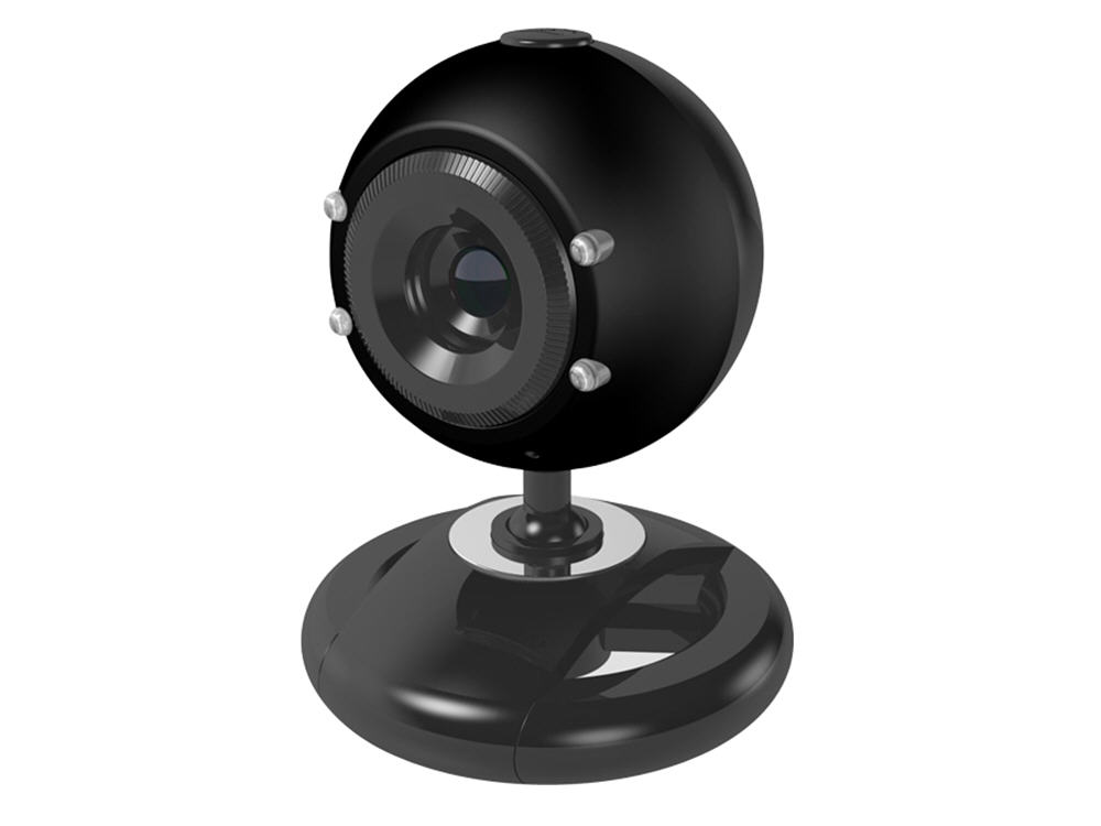 ADESSO 1.3 MP UP TO 5 MP WEBCAM, BUILT IN MICROPHONE, BUNDLE ARCSOFT WEBCAM COMP