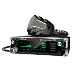 Bearcat 880 40 Channel CB Radio with NOAA Weather