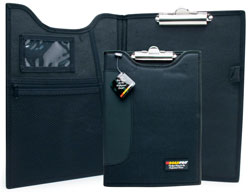 9x12 Padded Clipboard with Inside Pocket