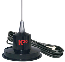 35 Magnet Mount Stainless Steel CB Antenna  300 Watts