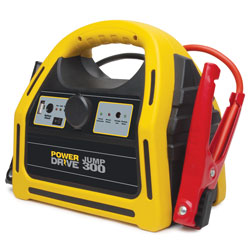 300 Amp Rechargeable Jump Start System