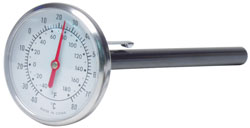 1.75 Easy-to-Read Dial Thermometer