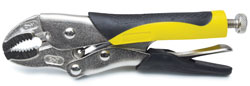 7 Locking Pliers with Comfort Grip Handle
