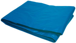 10'x12' Tarp with Reinforced Corners  Blue