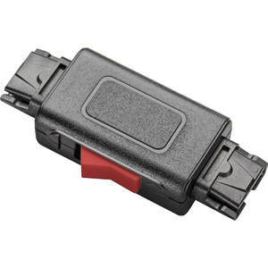 PLANTRONICS INC 27708-01 QD IN-LINE MUTE SWITCH FOR