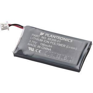 PLANTRONICS INC 64399-01 BATTERY CS50 CS55 NOISE