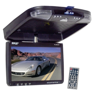 PYLE-CAR AUDIO/VIDEO PLRD92 9 FLIP DOWN ROOF MNT MONITOR