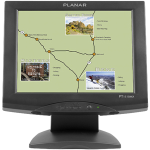 PLANAR TOUCH SCREENS 997-3198-00 15IN PT1510MX LCD RES TOUCH