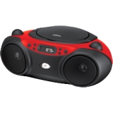 DPI INC/GPX-PERSONAL & PORTABLE BC232R CD BOOMBOX WITH AM/FM RADIO