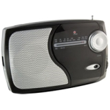 DPI INC/GPX-PERSONAL & PORTABLE WR282B WEATHERBAND & AM/FM RADIO