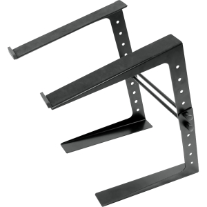 PYLE - PRO SOUND PLPTS25 LAPTOP COMPUTER STAND FOR DJ