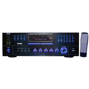 PYLE AUDIO - HOME A/V PD3000A 3000 WATT AM-FM RECEIVER