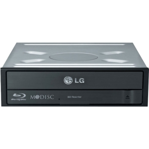 LG - NETWORK ATTACHED STORAGE BH16NS40 BDRW DL 16X SATA INT BLACK