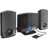 DPI INC/GPX-PERSONAL & PORTABLE HM-3817DTBLK GPX HOME MUSIC SYSTEM BLACK