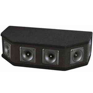 PYLE - PRO SOUND PAHT6 PYLE 4-WAY TWEETER SYS FOUR 3IN