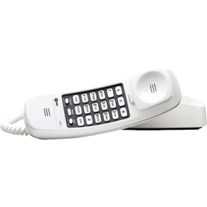 AT&T TL-210 WH AT TRIMLINE CORDED PHONE WHT
