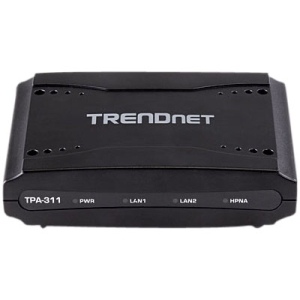 TRENDNET - BUSINESS CLASS TPA-311 MID BAND COAXIAL NETWORK ADAPT