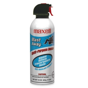 MAXELL 190025 CANNED AIR CA-3 10OZ