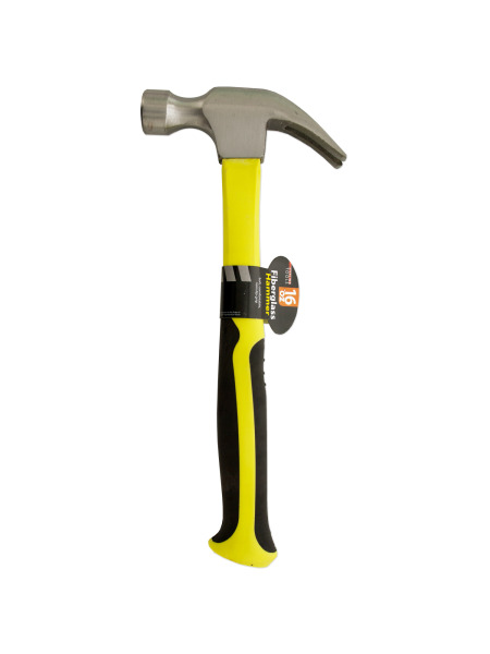 16 oz. Fiberglass Hammer (Case of 12 )
