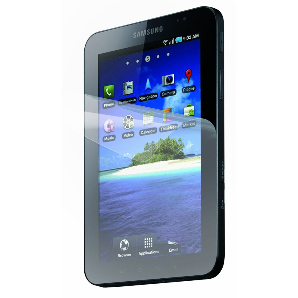 "Anti Glare Protective Screen for 7"" Galaxy"