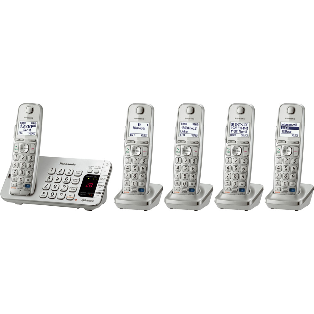 Link2Cell Bluetooth Cellular Convergence Solution w/ 5 Handsets