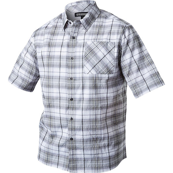 1700 Shirt, Short Sleeve, Slate, Large