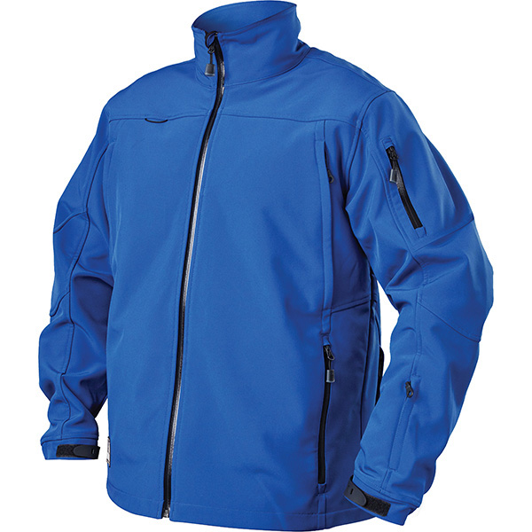 Tac Life Softshell Jacket, Admiral Blue, Large