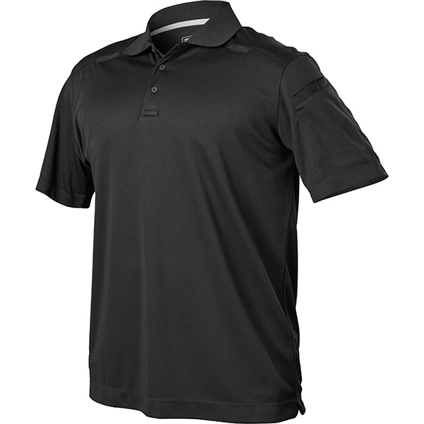 Tac Life Range Polo, Black, 2XL