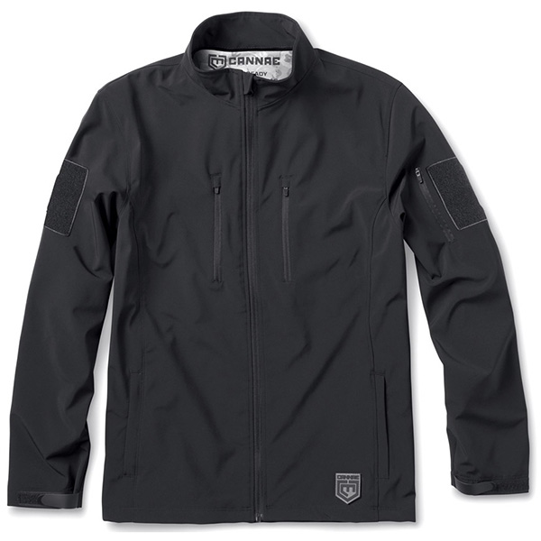 The Shield Soft Shell Jacket, Black, Small