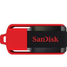 Flash Drive USB 2.0 16GB Cruzer Switch